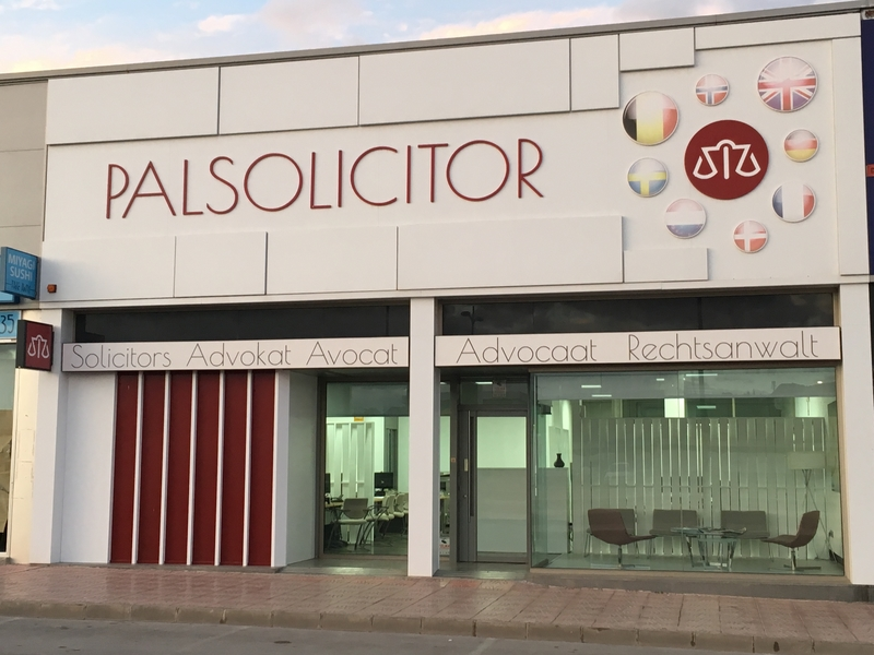 Image office Puerto de mazarron PALS solicitors in spain