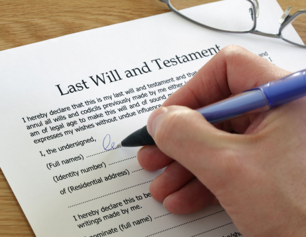 PALS solicitors in spain service - Inheritance and Wills Pic